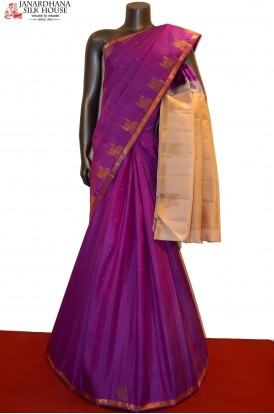 Exclusive Handloom Kanchipuram Silk Saree
