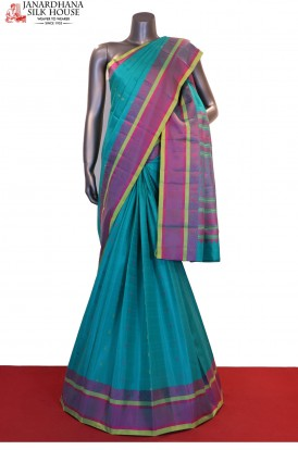 Exclusive & Grand Thread Weave Pure South Silk Saree
