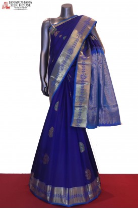 Grand Wedding Exclusive Kanjeevaram Silk Saree