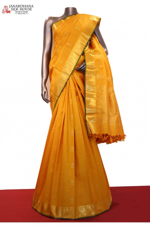 AF202402-Traditional & Classic Wedding Kanjeevaram Silk Saree
