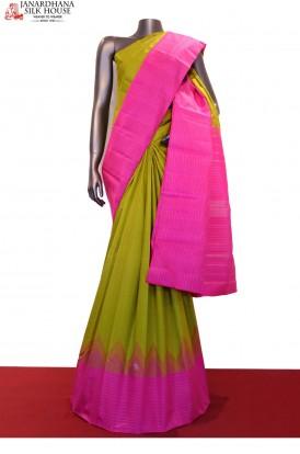 Designer Kanjeevaram Silk Saree