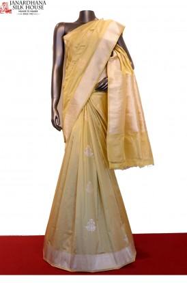 Wedding Exquisite & Designer Meenakari Banarasi Silk Saree