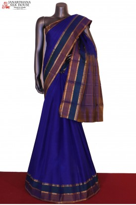 AF203149-Traditional Pure South Silk Saree