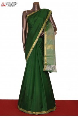 AF203166-Traditional Kanjeevaram Silk Saree