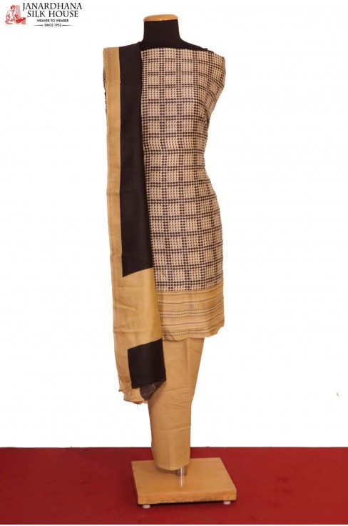 Finest Quality Printed Pure Cotton Suit