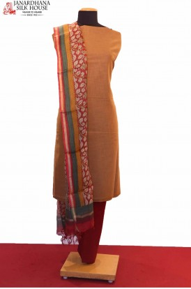 Exclusive Dupatta Printed Pure Cotton Suit