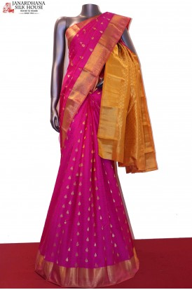 Wedding Pure South Silk Saree