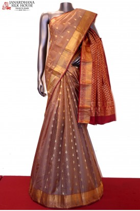 Classic Wedding Pure South Silk Saree
