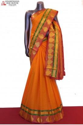 Exclusive Wedding Pure South Silk Saree