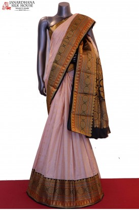 Exclusive & Grand Wedding Pure South Silk Saree