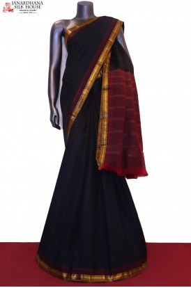 Classic & Traditional Pure South Silk Saree