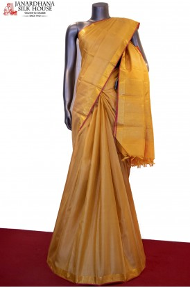 Traditional & Classic Handloom Kanjeevaram Silk Saree