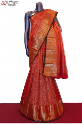 Designer & Grand Wedding Exclusive Kanjeevaram Silk Saree