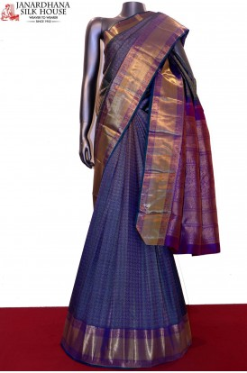 MasterWeave Traditional Exclusive Kanjeevaram Silk Saree
