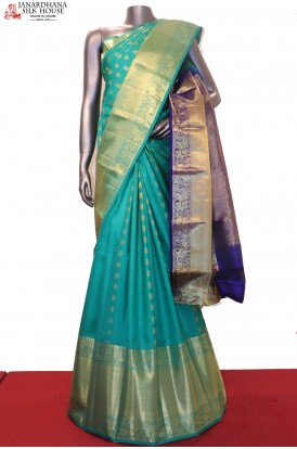 Grand & Exclusive Wedding Kanjeevaram Silk Saree
