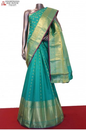 Grand & Classic Wedding Kanjeevaram Silk Saree
