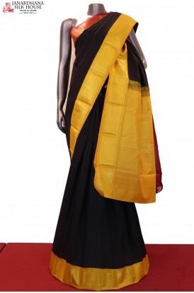 Ganga Jamuna Classic Kanjeevaram Silk Saree
