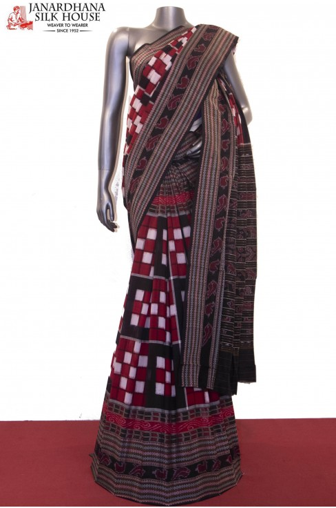 Exquisite Handloom Thread Weav..