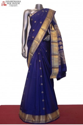 Exclusive & Classic Handloom Pure South Silk Saree