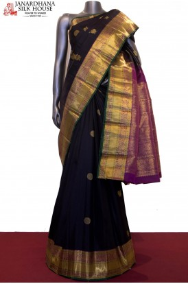 Wedding Classic & Traditional Kanjeevaram Silk Saree