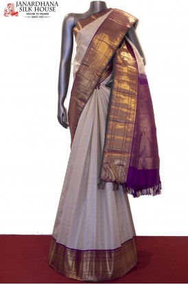 Master Weave & Exclusive Bridal Kanjeevaram Silk Saree