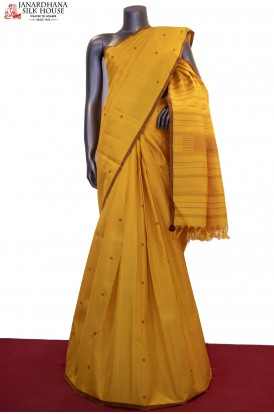 AF212058 -Traditional Thread Weave Kanjeevaram Silk Saree