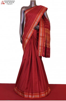 Exclusive & Traditional Classics Kanjeevaram Silk Saree
