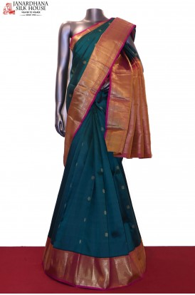 Wedding Kanjivaram Silk Saree