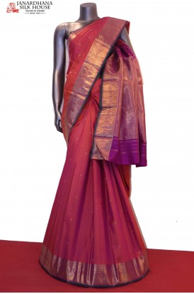 Wedding Classic Kanjeevaram Silk Saree