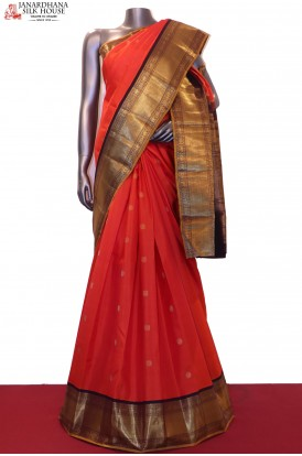 Wedding Exclusive & Traditional Kanjeevaram Silk Saree