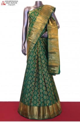AG200583-Grand Wedding Kanjeevaram Silk Saree