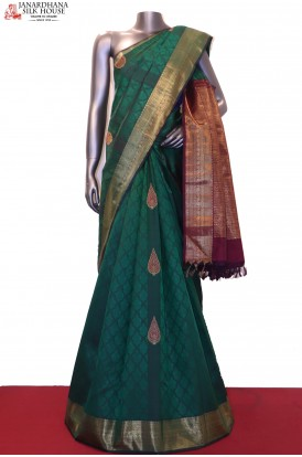 Exclusive Wedding Kanjeevaram Silk Saree