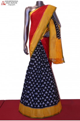Designer & Exclusive Patli Ikat handloom Pure Patola Silk Saree