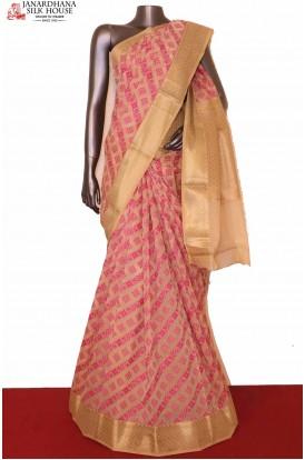 Handloom Pure Cotton Saree