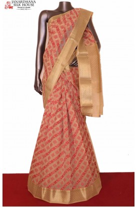 Handloom Pure Cotton Saree