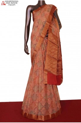 Designer & Exclusive Pure Georgette Silk Saree