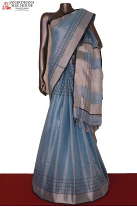 Party Wear Special Pure Linen Saree