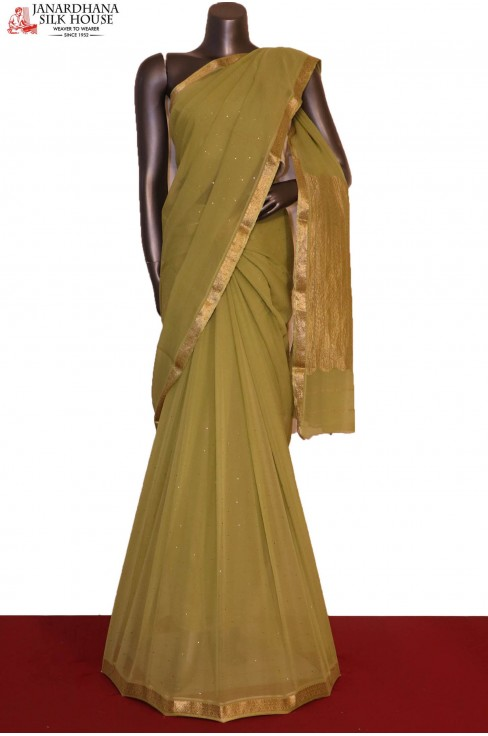 Exclusive Party Wear Pure Silk..