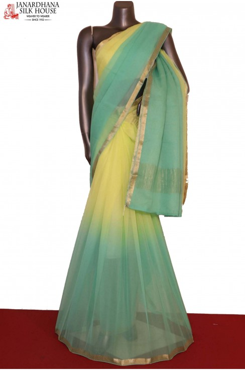 Shaded Exclusive Pure Silk Chi..