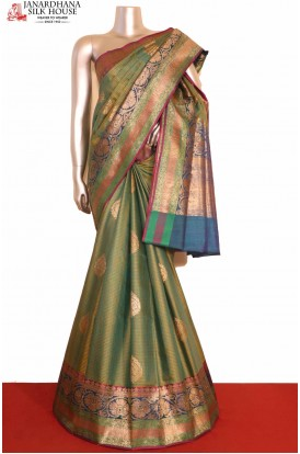 Exclusive Pure Tussar Silk Saree