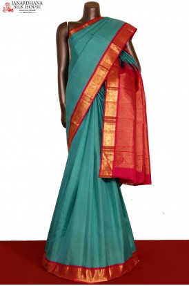 Traditional & Classic Kanjeevaram Silk Saree