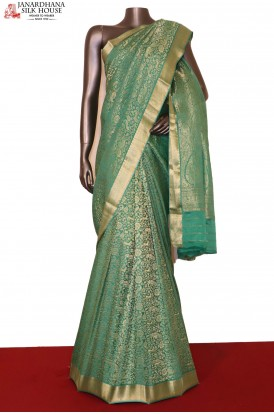 Designer Pure Crepe Silk Saree