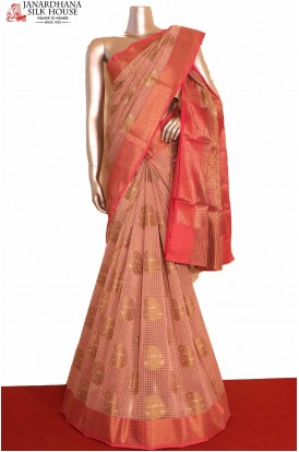 Exclusive Pure Cotton Saree