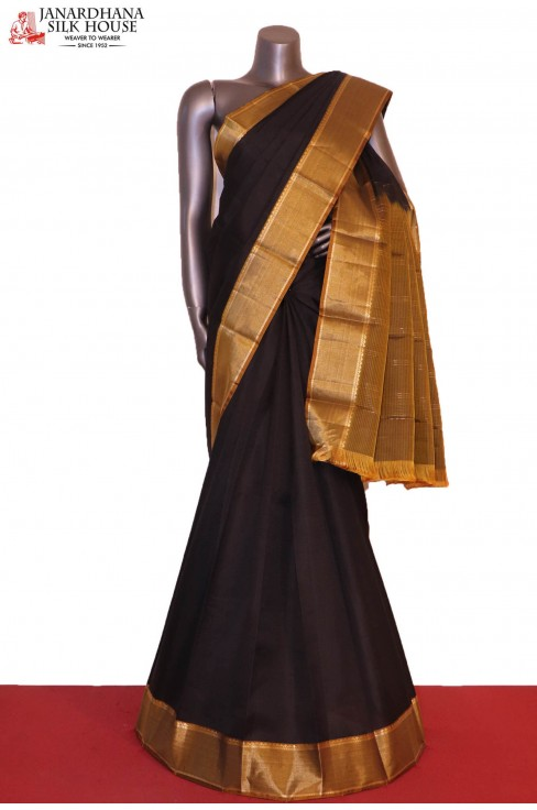 Classic & Traditional Wedding Pure South Silk Saree