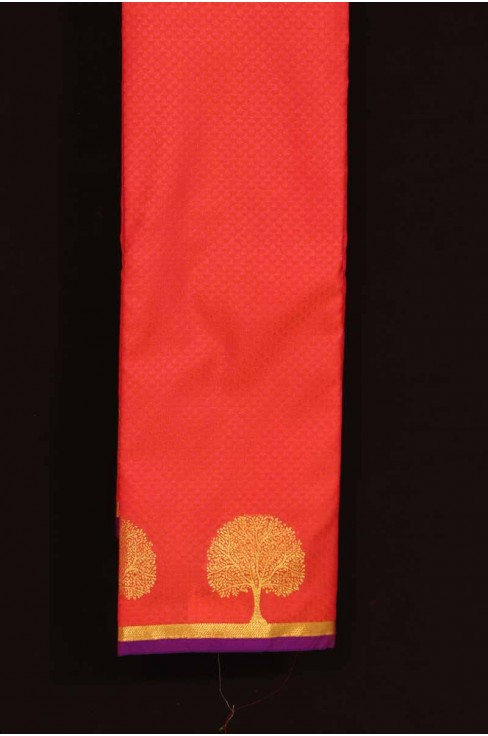 Fancy Blended South Silk Saree..
