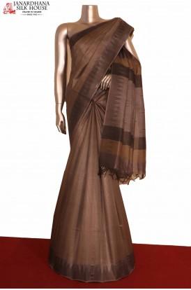 Exclusive Pure Tussar Silk Saree