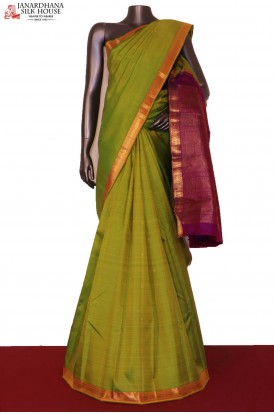 Wedding Classic & Traditional Handloom Kanjeevaram Silk Saree