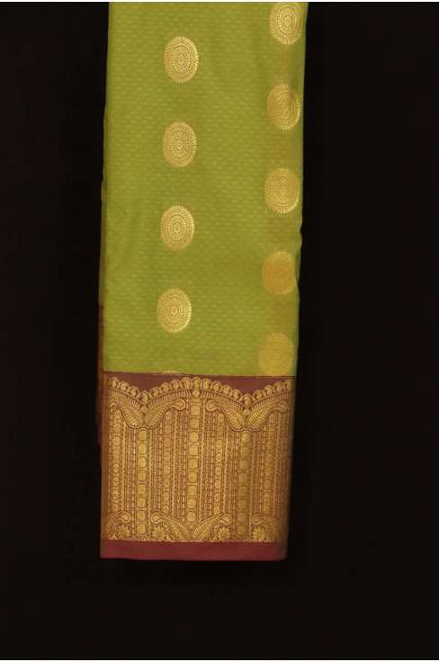 Traditional Blended South Silk Saree