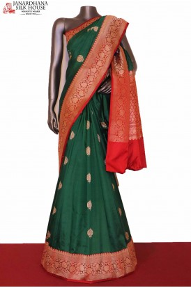 Designer & Exclusive Handloom Banarasi Silk Saree