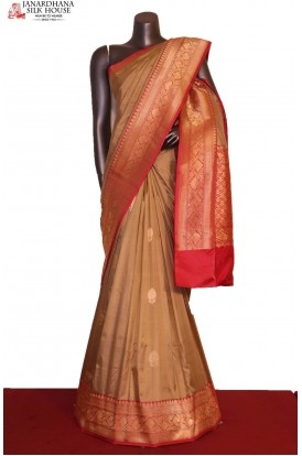 Designer & Grand Exclusive Handloom Banarasi Silk Saree